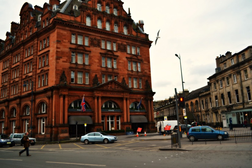 Explore the Caledonian Hotel